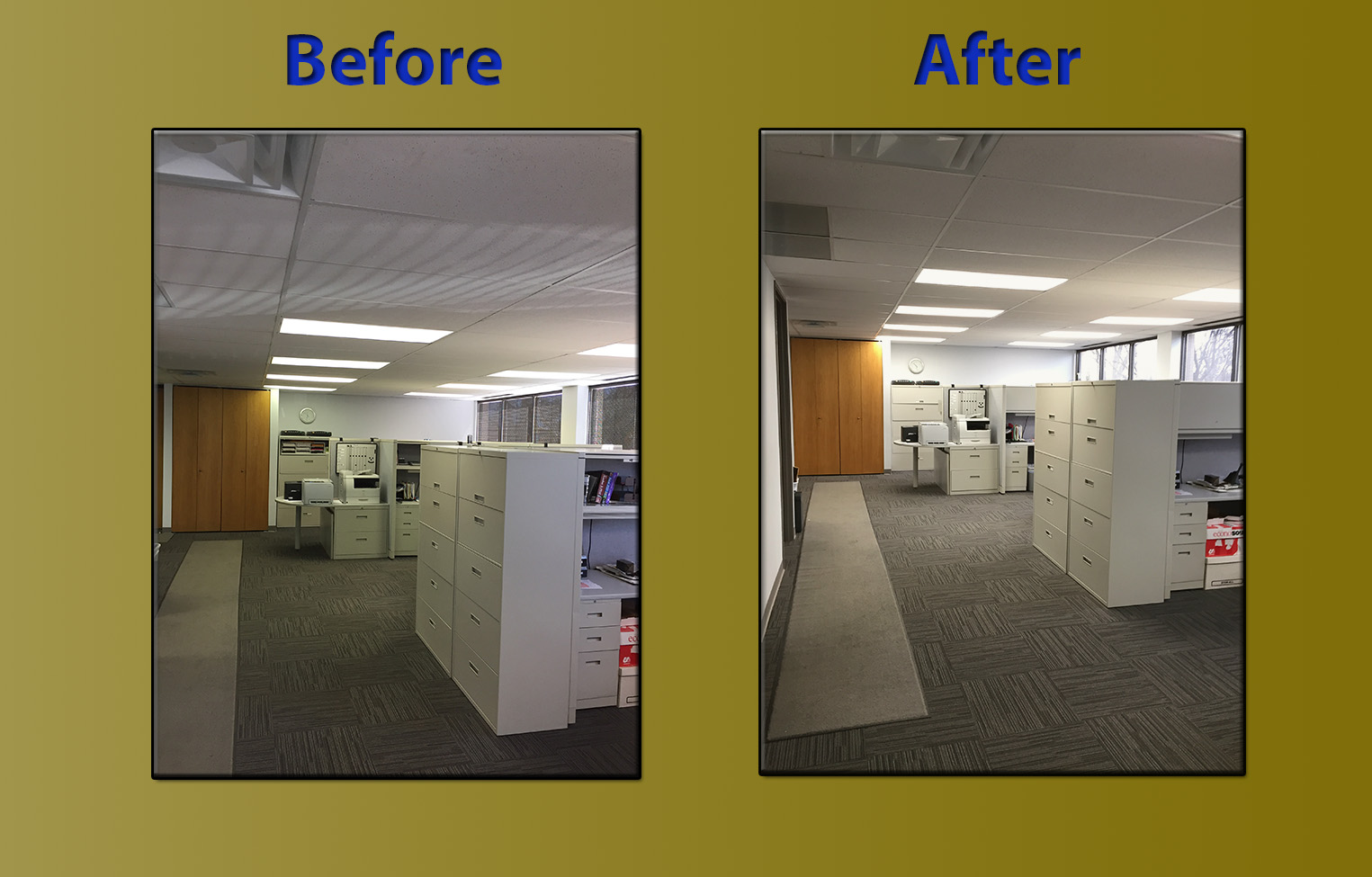 Step By Step LED retrofit - Hill Tech Sales