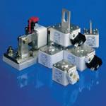 SQB2 550 A SIBA AC//DC FUSE 1250//1000V ULTRA RAPID FUSE W// BLOWN FUSE INDICATOR
